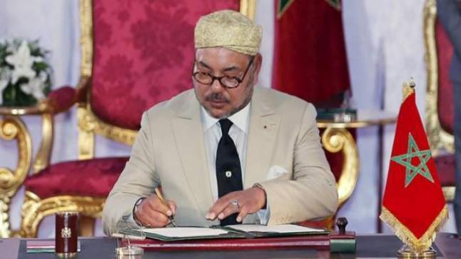 الملك يعزي الرئيس اللبناني بضحايا إنفجار مرفأ بيروت