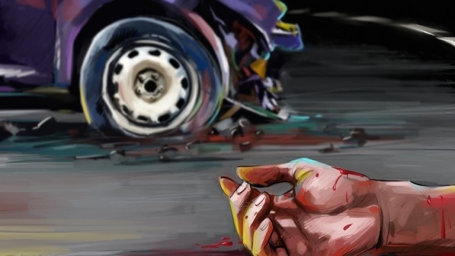 وفاة-شخص-في-حادثة-سيارة