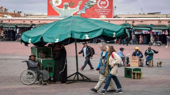 تراجع المداخيل السياحية بأزيد من 57 في المائة