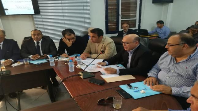 جواد الهلالي: منخرطون بفعالية في تحسين ظروف اشتغال مهنيي الصيد البحري .