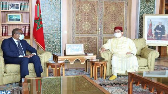 ساو تومي وبرينسيبي عازمة على توطيد روابط التعاون مع المغرب
