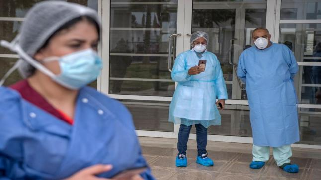 رصد 34 مخالط لشخص مصاب بفيروس كورونا من ضمنهم تجار بالسوق الكبير الجنان الجامع بتارودانت