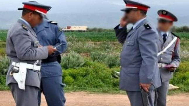 الدرك الملكي يفك لغز اختفاء طفلة في إقليم زاكورة