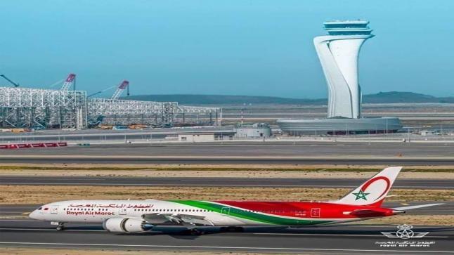 الخطوط الملكية المغربية تعزز برنامج رحلاتها الدولية من وإلى طنجة بأربعة خطوط جديدة انطلاقا من 11 دجنبر المقبل