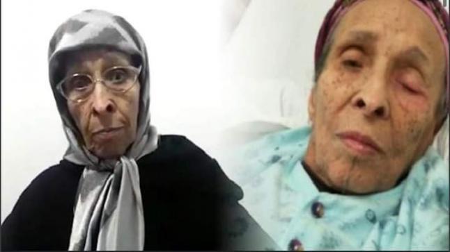 وفاة الفنانة الحمداوية بمستشفى الشيخ زايد