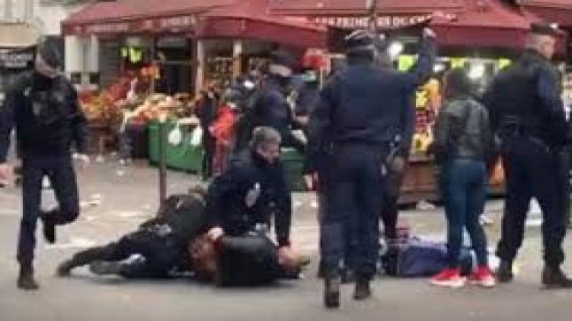 مقتل ثلاثة أشخاص في عملية طعن بمدينة نيس الفرنسية