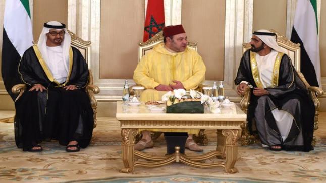الإعلامي الإماراتي علي خليفة يهنئ المغرب بافتتاح قنصلية الإمارات بالعيون