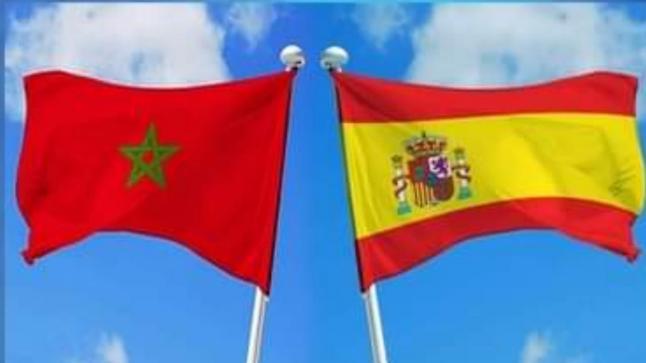 الجارة إسبانيا تعفي المسافرين المغاربة من تحليلة كورونا