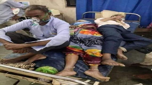 الهند..350 الف إصابة بفيروس كورونا السلالةالمتحورة خلال24 ساعة الماضية