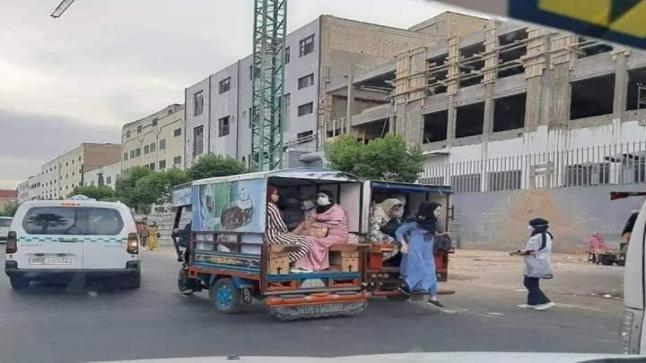 وزارة التجهيز والنقل تمنع نقل الأشخاص على مثن الدراجات الثلاتية
