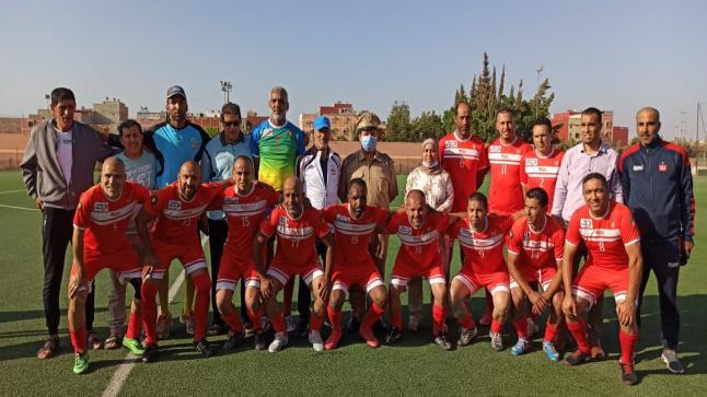 جماعة أيت ملول تنظم دوري الصداقة لكرة القدم بمناسبة عيد العرش المجيد