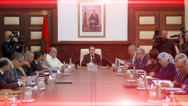 جدول أعمال مجلس الحكومة يوم الخميس17 يونيو 2021