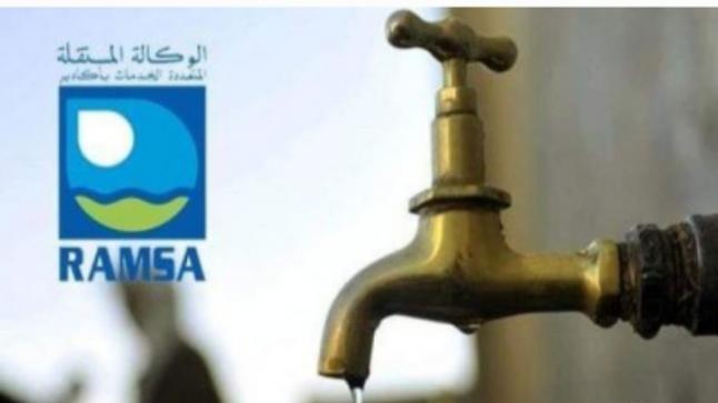الوزير عبد القادر عمارة يوضح سبب الانقطاعات المتكررة للماء بمدينة تارودانت