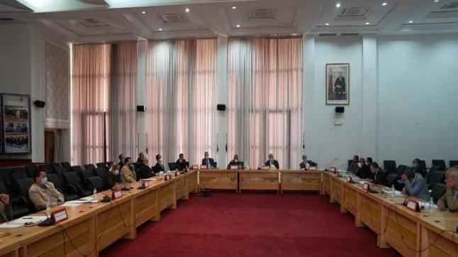 مجلس عمالة انزكان يرصد ميزانية هامة لتأهيل القطاع الصحي بالإقليم