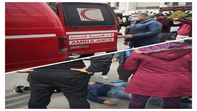 سلطات القنيطرة تمنع وقفة احتجاجية غير مرخصة لارباب ومدربو القاعات والصالات الرياضية