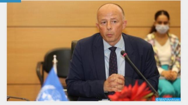 المغرب بلد مرجعي في اندماج وحماية اللاجئين وطالبي اللجوء (ممثل المفوضية السامية لشؤون اللاجئين)
