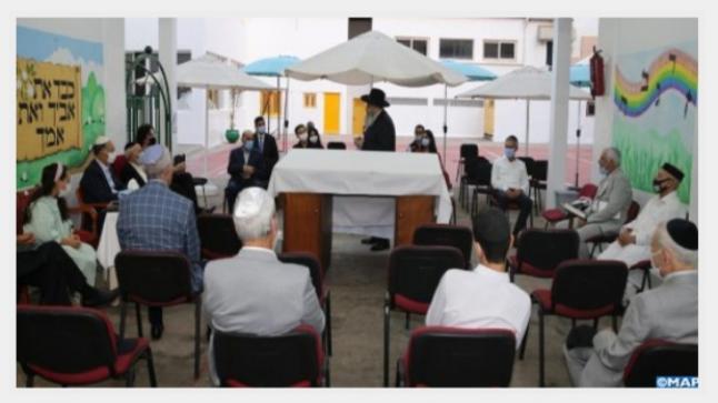 الدار البيضاء.. يهود ومسلمون يحتفلون معا بالسنة العبرية الجديدة