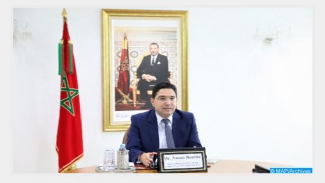 المغرب يدعو إلى سياسة إفريقية مشتركة لفائدة المغتربين