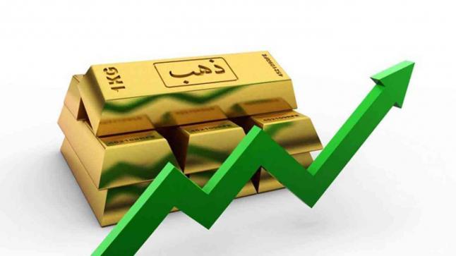 الذهب يتجاوز حاجز 2000 دولار لأول مرة في تاريخه
